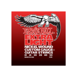 Struny Ernie Ball Nickel Wound