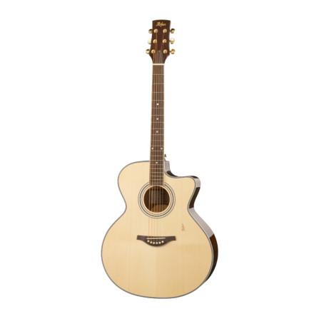 Gitara elektro-akustyczna Höfner Jumbo